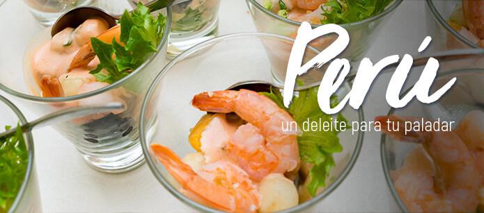 Comida peruana con Multivacaciones