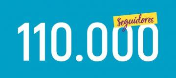 100 mil en facebook